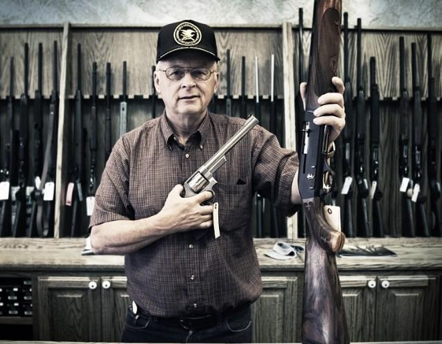 Выдача лицензии на хранение оружия