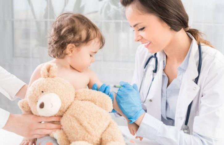 Запись ребенка к врачу